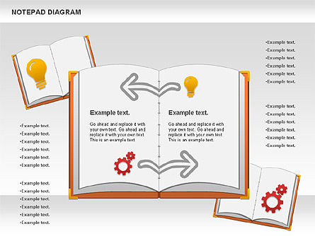 Task Management Diagram , Slide 4, 01164, Process Diagrams — PoweredTemplate.com