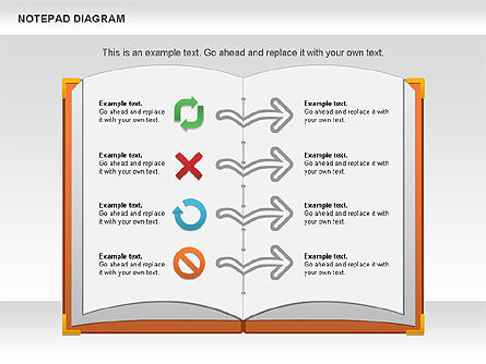 Task Management Diagram , Slide 5, 01164, Process Diagrams — PoweredTemplate.com