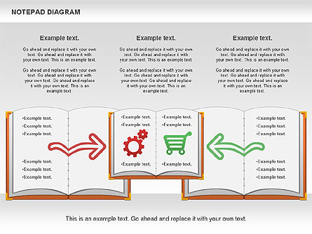 Task Management Diagram , Slide 9, 01164, Process Diagrams — PoweredTemplate.com