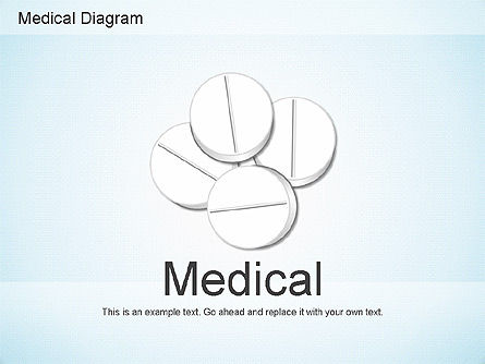 Medical Diagrams and Charts: Formas médicas #01165