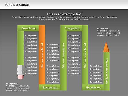 Pencil Diagram Slide 15