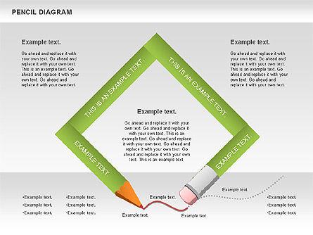 Pencil Diagram Slide 7