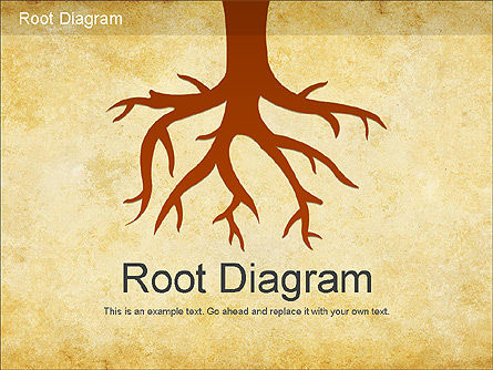 Organizational Charts: Root Diagram #01168