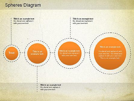 Circled Diagram, Slide 2, 01171, Business Models — PoweredTemplate.com