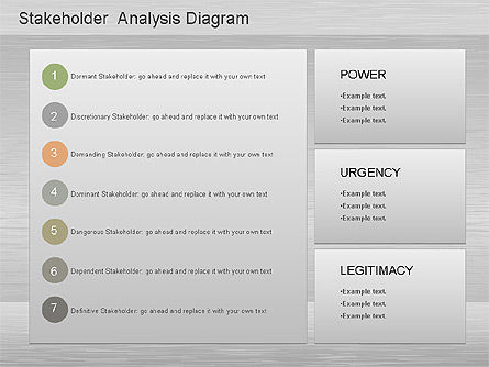 Stakeholder Analysis, Slide 4, 01172, Business Models — PoweredTemplate.com