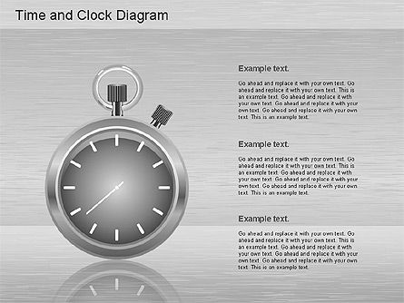 Time and Clock Shapes Slide 2