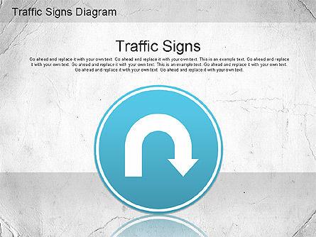 Traffic Signs Shapes, Slide 11, 01177, Shapes — PoweredTemplate.com