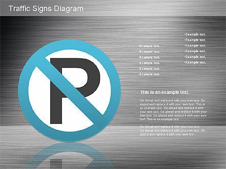 Traffic Signs Shapes, Slide 14, 01177, Shapes — PoweredTemplate.com