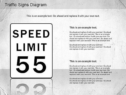 Traffic Signs Shapes, Slide 6, 01177, Shapes — PoweredTemplate.com