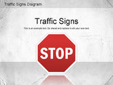 Shapes: Traffic Signs Shapes #01177