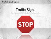 Shapes: Verkehrszeichen Formen #01177