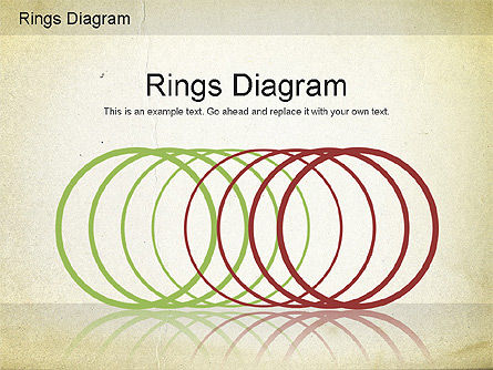 Business Models: Rings Diagram #01181