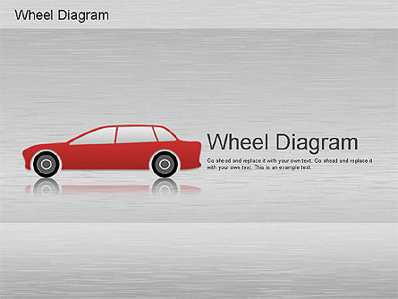 Automotive Diagram, 01184, Process Diagrams — PoweredTemplate.com