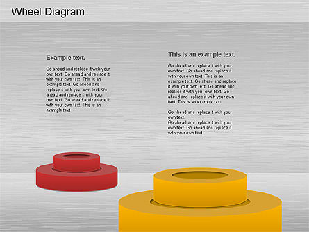 Automotive Diagram, Slide 8, 01184, Process Diagrams — PoweredTemplate.com