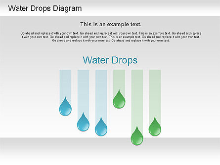 Stage Diagrams: Water Drops Diagram #01193