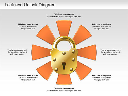 Lock Unlock Diagram Slide 3