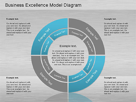 Business Excellence Model , Slide 3, 01200, Business Models — PoweredTemplate.com