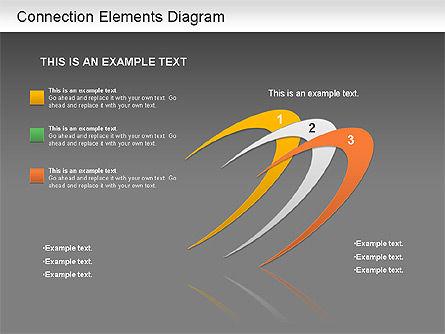 Lines and Shapes, Slide 16, 01216, Shapes — PoweredTemplate.com