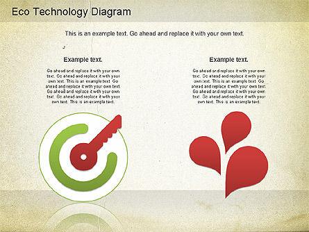 Eco Home Technology Diagram, Slide 11, 01217, Business Models — PoweredTemplate.com