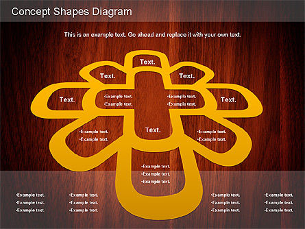Shapes: Concept Shapes Diagram #01221