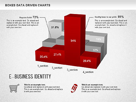Data Driven Diagrams and Charts: Bar Data Driven Chart #01228