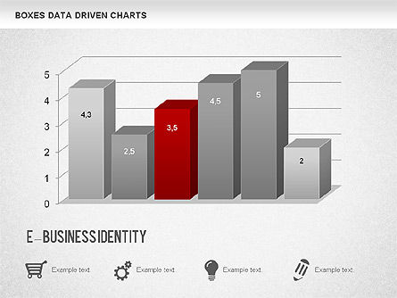 Bar Data Driven Chart, Slide 3, 01228, Data Driven Diagrams and Charts — PoweredTemplate.com