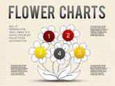 Pie Charts: Bloem grafiek #01229