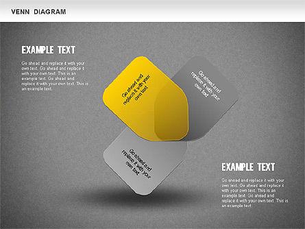 Funny Venn Diagram, Slide 11, 01231, Business Models — PoweredTemplate.com