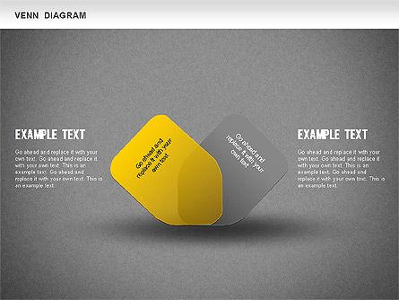 Funny Venn Diagram, Slide 13, 01231, Business Models — PoweredTemplate.com