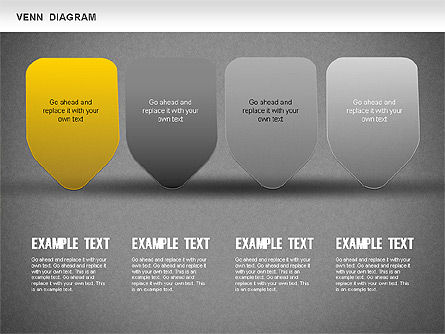 Funny Venn Diagram, Slide 15, 01231, Business Models — PoweredTemplate.com