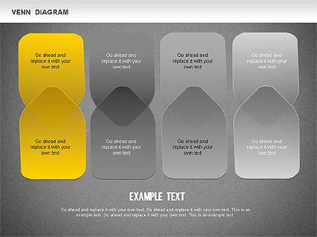 Funny Venn Diagram, Slide 16, 01231, Business Models — PoweredTemplate.com