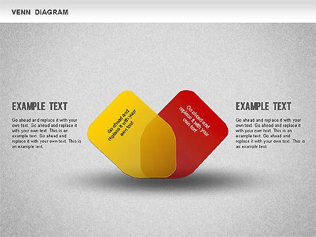 Funny Venn Diagram, Slide 5, 01231, Business Models — PoweredTemplate.com