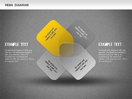 Funny Venn Diagram, Slide 9, 01231, Business Models — PoweredTemplate.com