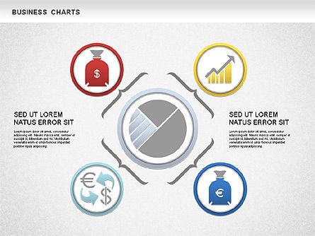 Org Business Chart, Slide 3, 01236, Organizational Charts — PoweredTemplate.com
