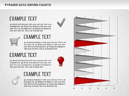 Pyramid Bar Chart, Slide 10, 01241, Business Models — PoweredTemplate.com