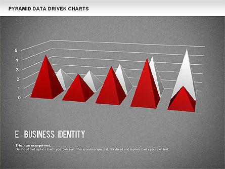 Pyramid Bar Chart, Slide 13, 01241, Business Models — PoweredTemplate.com