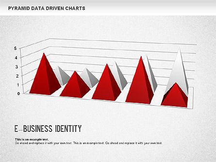 Pyramid Bar Chart, Slide 6, 01241, Business Models — PoweredTemplate.com