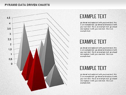 Pyramid Bar Chart, Slide 8, 01241, Business Models — PoweredTemplate.com
