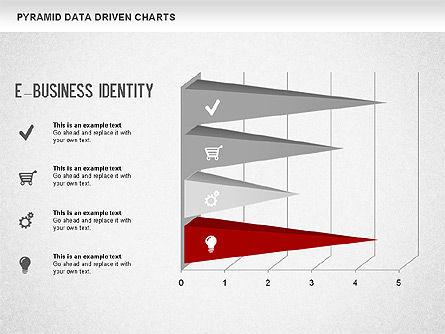 Pyramid Bar Chart, Slide 9, 01241, Business Models — PoweredTemplate.com