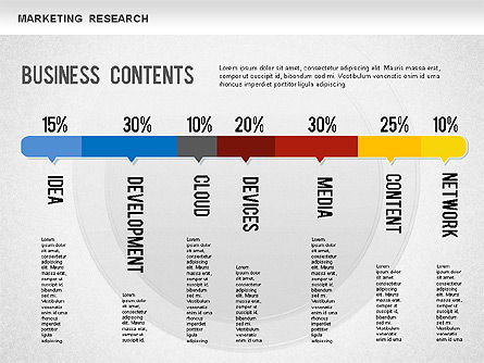 Marketing Research, Slide 10, 01244, Business Models — PoweredTemplate.com