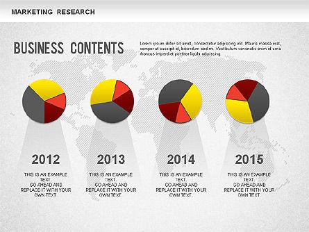 Marketing Research, Slide 12, 01244, Business Models — PoweredTemplate.com