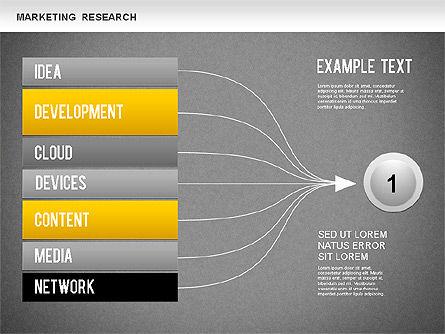Marketing Research, Slide 13, 01244, Business Models — PoweredTemplate.com