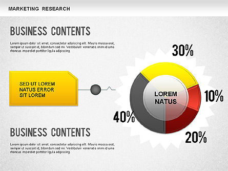 Marketing Research, Slide 2, 01244, Business Models — PoweredTemplate.com