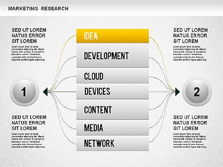 Marketing Research, Slide 3, 01244, Business Models — PoweredTemplate.com