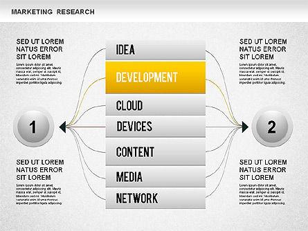 Marketing Research, Slide 4, 01244, Business Models — PoweredTemplate.com