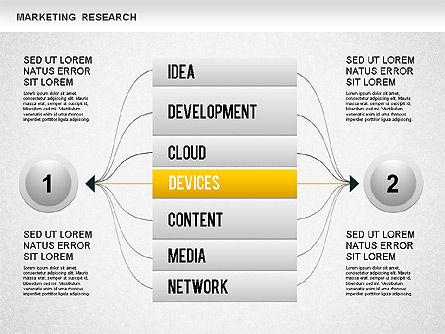 Marketing Research, Slide 6, 01244, Business Models — PoweredTemplate.com