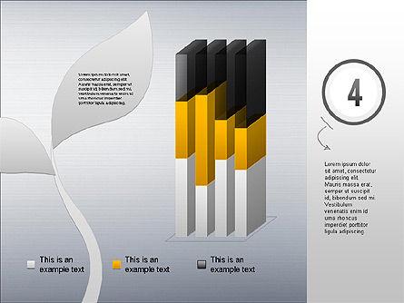 Growth of Money Diagram, Slide 5, 01246, Business Models — PoweredTemplate.com