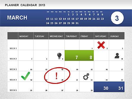 Planner Calendar 2013 Slide 3