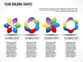 Team Building Shapes Collection#2