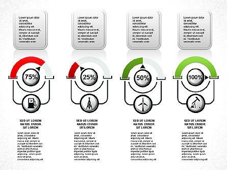 Oil Industry Diagram, Slide 2, 01254, Presentation Templates — PoweredTemplate.com